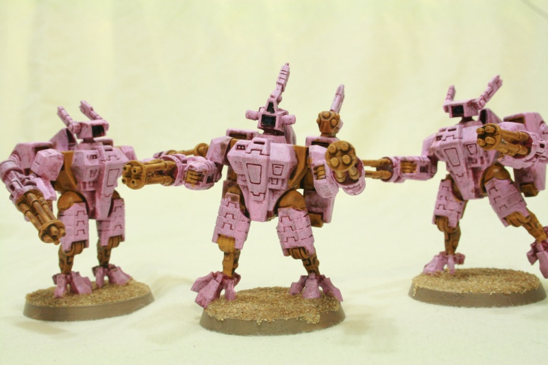 All new Desert Tau - New Spring collection, 20% pinker Img_1413