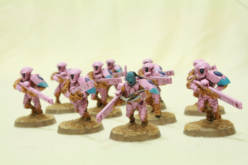 All new Desert Tau - New Spring collection, 20% pinker Img_1419