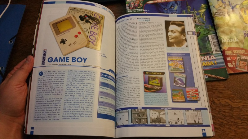 [MAGAZINE] Retro Game n°1 20150327