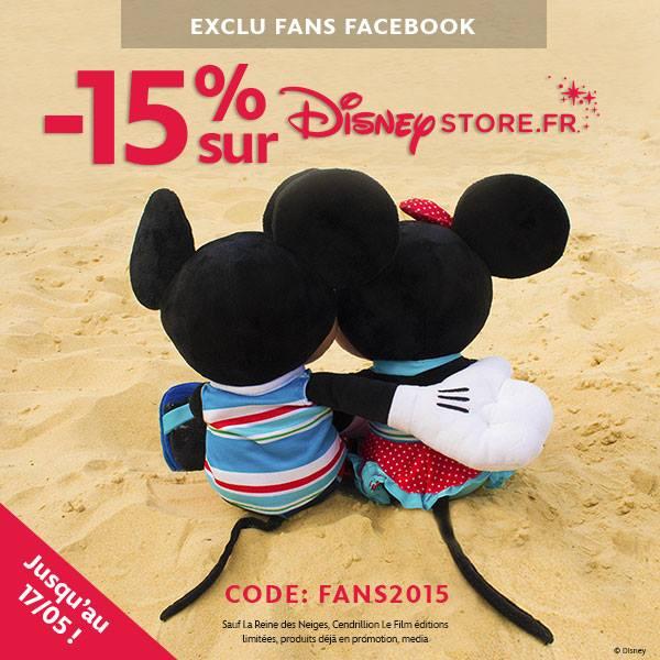 Les promotions et codes de réduction sur Disney Store FR - Page 6 11169911