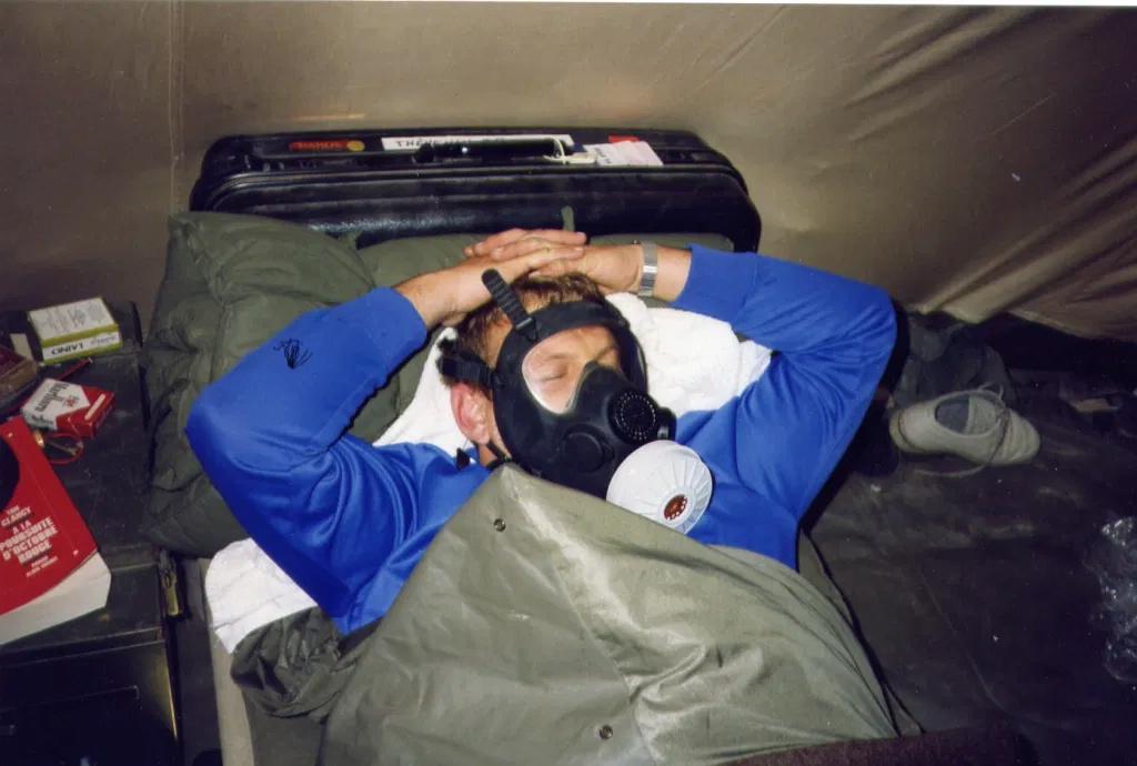 Type de pochette ANP pendant la guerre du Golfe ? 026_si10