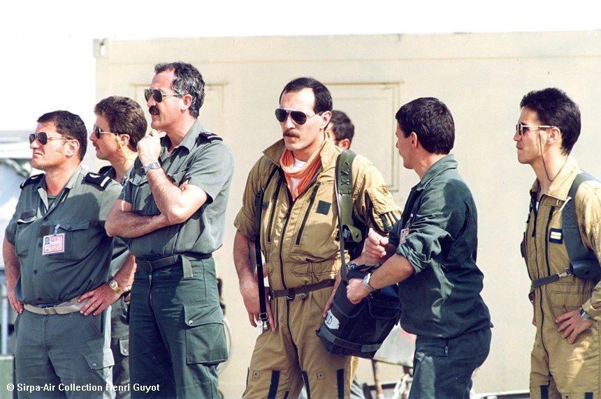 Type de pochette ANP pendant la guerre du Golfe ? Golfe110