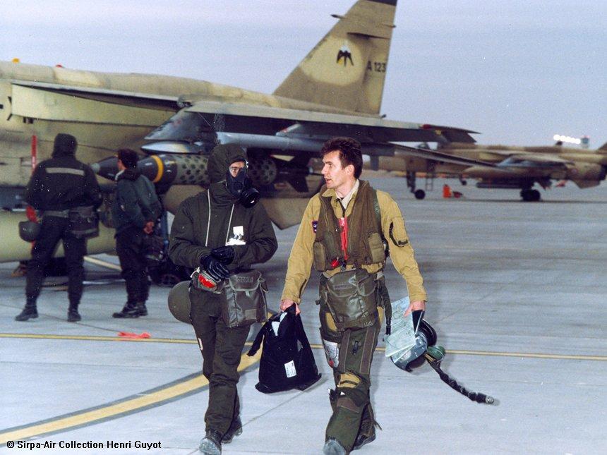 Type de pochette ANP pendant la guerre du Golfe ? Golfe111