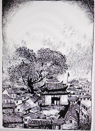 Li Kunwu, auteur chinois de BD, dans son atelier à Kunming, une exclusivité du Forum Chine et Francophonie Likun_12