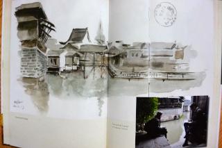 «Regards croisés» 仁智各见 - Editions Beijing Total Vision et Mosquito (Grenoble), sortie mai 2015 Regard14