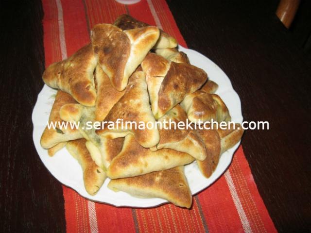 Пирожки со шпинатом. Араб.кухня Img_4012