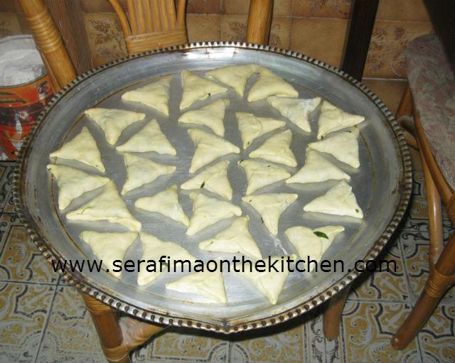 Пирожки со шпинатом. Араб.кухня Img_4014