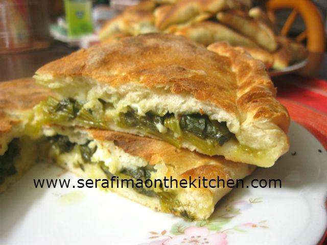 Пирожки со шпинатом. Араб.кухня Img_4015