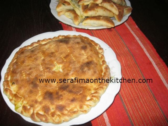 Пирожки со шпинатом. Араб.кухня Img_4016