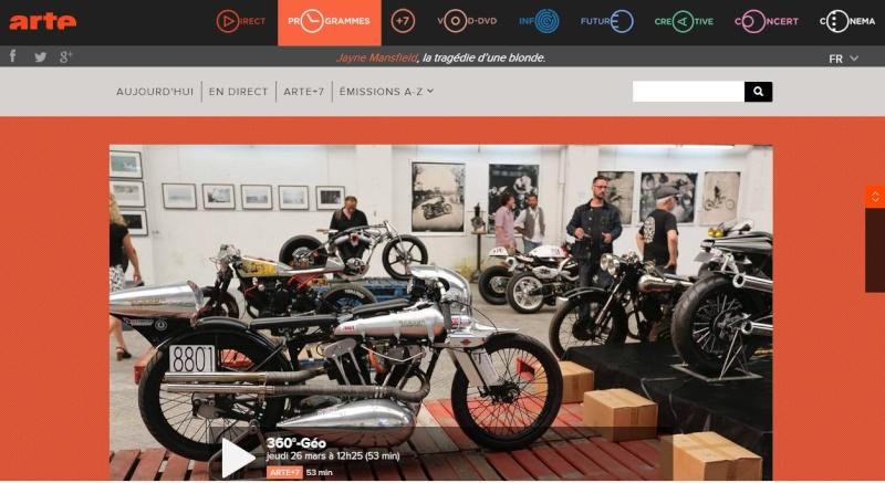 ARTE : Paris, Blitz Motorcycles Sans_t10