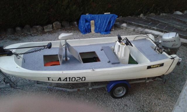 aménagement de mon fun yak 450 20150311