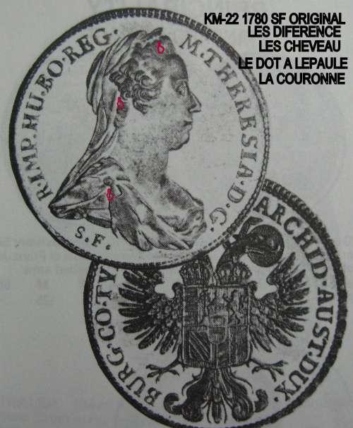 thaler 1780 X  s.f  vaste sujet , pas evident a dater  Url10