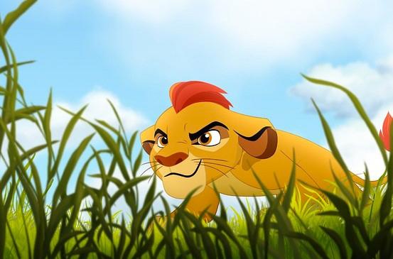 The Lion Guard (Série TV et Film en cours de production) The-li10
