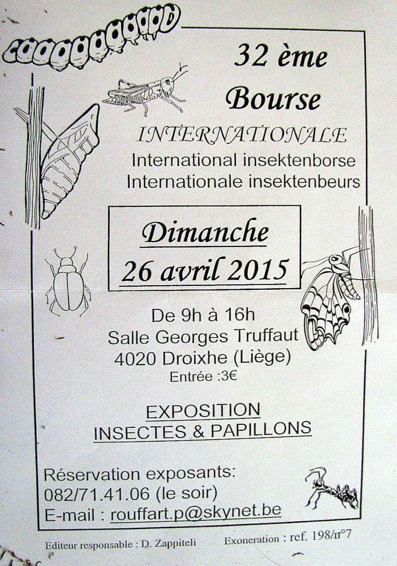 32e  Bourse Internationale de Liège - Droixhe - Belgique. 00610