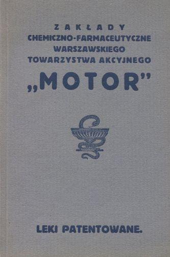 "Plomb de scelle ""W.T.A. Motor"". Catalo10"