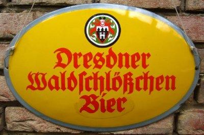 "Plomb de scelle ""Waldschlößchen-Brauerei - Dresden"". Waldsc10"