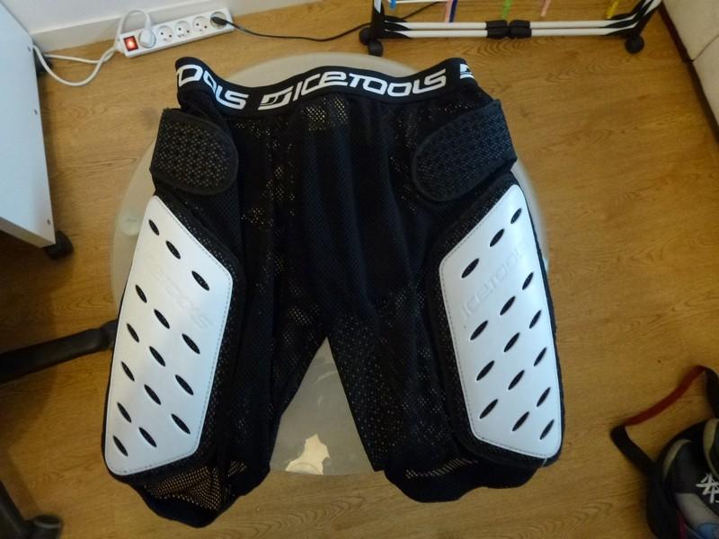 [VDS] Short de protection - Crash pant Pant_110