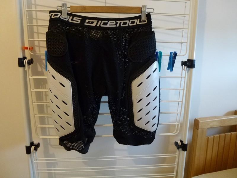 [VDS] Short de protection - Crash pant Pant_310