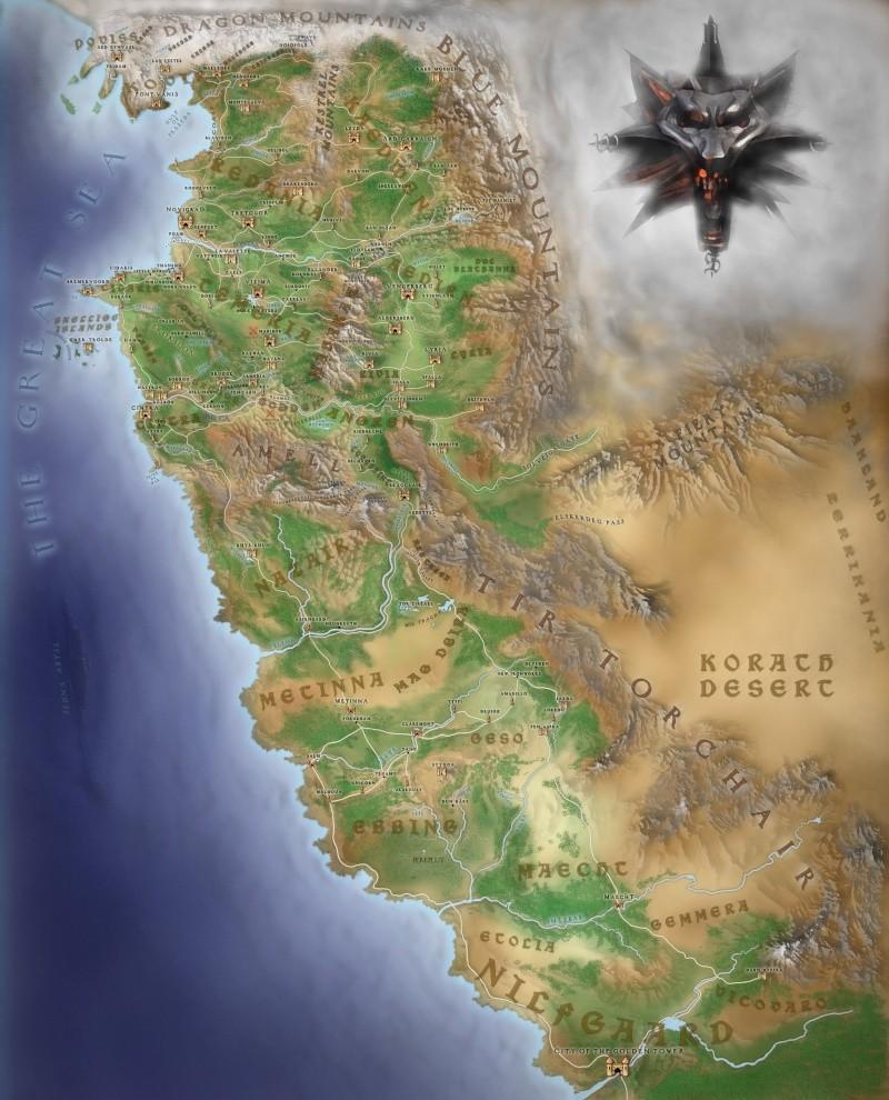 [Littérature & Jeux Vidéos] La Saga du Sorceleur / The Witcher 1, 2, 3 Witche10