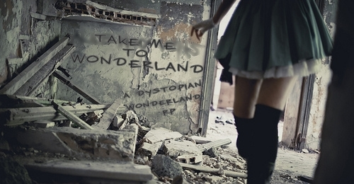 Take Me To Wonderland ~ A dystopian Wonderland RP Adbann10