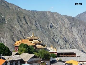 La Chine sac au dos (33) Aux confins du Tibet (西藏): Yunnan/Sichuan de Deqin (得钦) à Litang(里塘) via Benzilan et Batang Benzil10