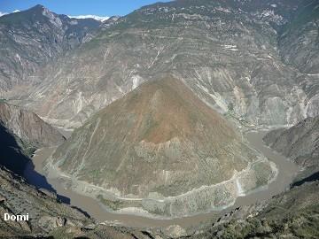 La Chine sac au dos (33) Aux confins du Tibet (西藏): Yunnan/Sichuan de Deqin (得钦) à Litang(里塘) via Benzilan et Batang Benzil13