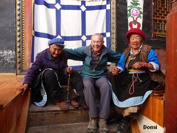 La Chine sac au dos (33) Aux confins du Tibet (西藏): Yunnan/Sichuan de Deqin (得钦) à Litang(里塘) via Benzilan et Batang Benzil17