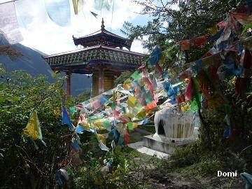 La Chine sac au dos (33) Aux confins du Tibet (西藏): Yunnan/Sichuan de Deqin (得钦) à Litang(里塘) via Benzilan et Batang Deqin_11