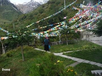 La Chine sac au dos (33) Aux confins du Tibet (西藏): Yunnan/Sichuan de Deqin (得钦) à Litang(里塘) via Benzilan et Batang Deqin_12