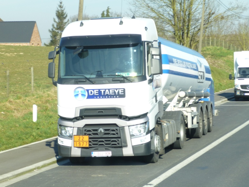 De Taeye Logistics  (Geraardsbergen) Papy_116