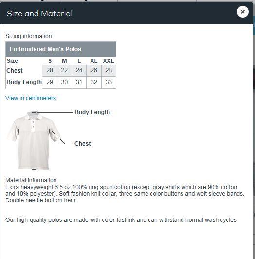 CITAC Shirts Mens10