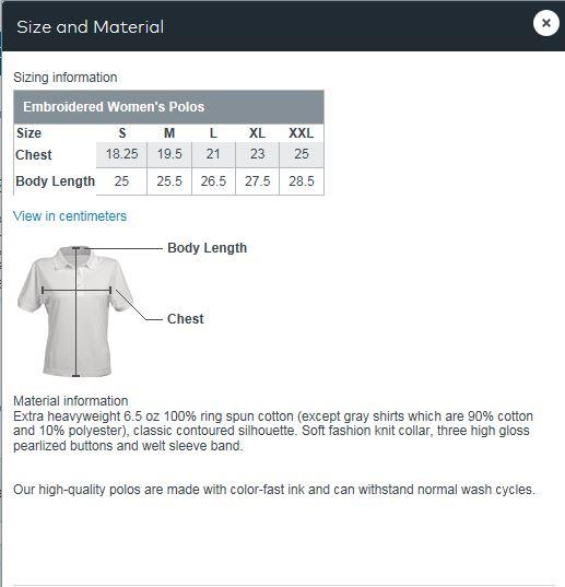 CITAC Shirts Womans10