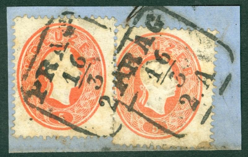 Die Freimarkenausgabe 1861 - Seite 2 18606110