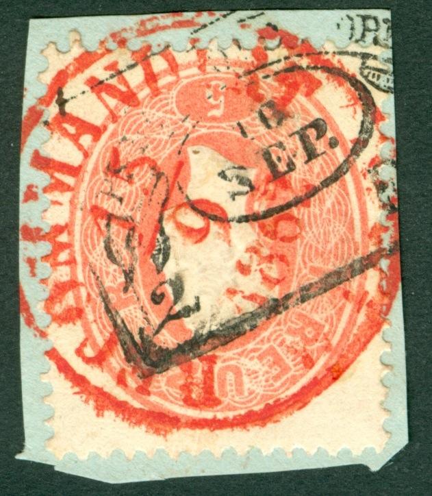 Die Freimarkenausgabe 1861 - Seite 2 18606111