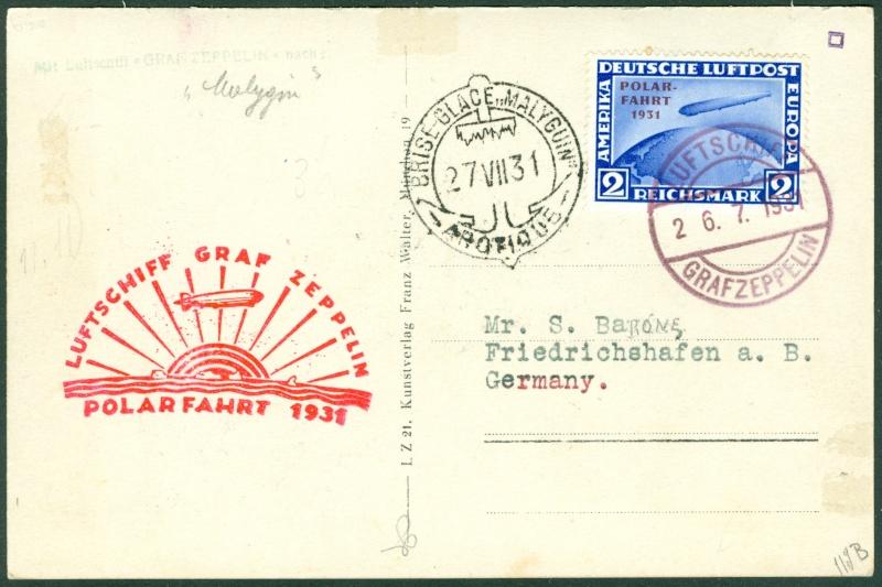 50 Jahre Polarfahrt Luftschiff Graf Zeppelin - Seite 3 Karte_11