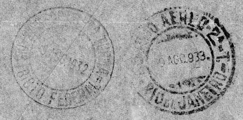 Südamerikafahrten LZ 127 1933 Lz_12712