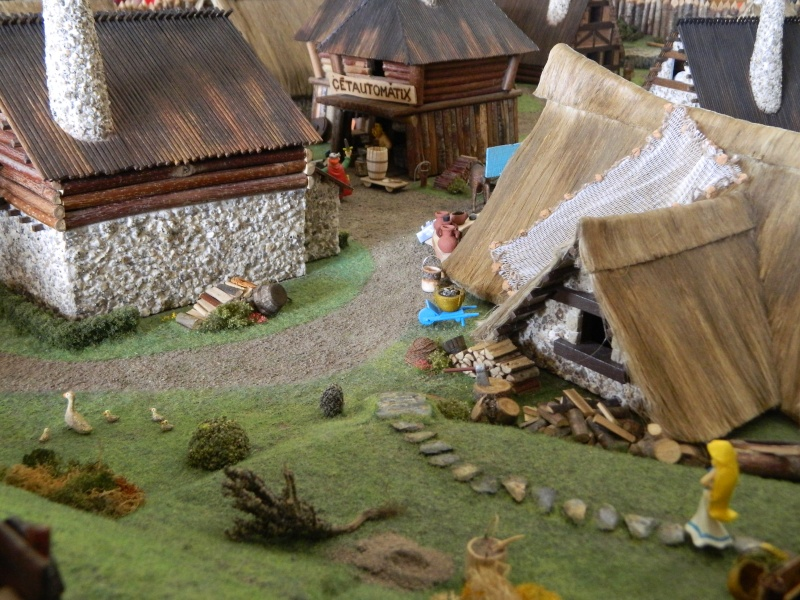 Exposition Figurines Maquettes Monastier/Gazeille 25-26 avril 2015 Dscn1119