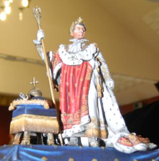 Exposition Figurines Maquettes Monastier/Gazeille 25-26 avril 2015 Empere10