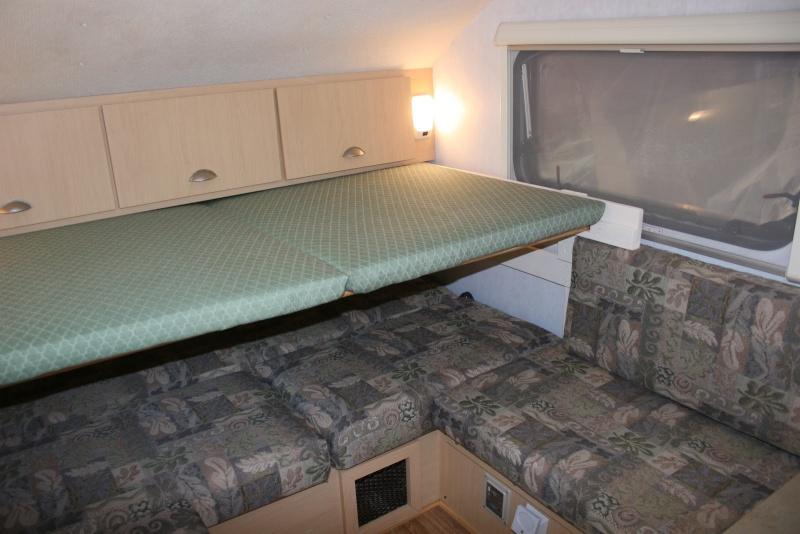 Dormir à 4 Camper10