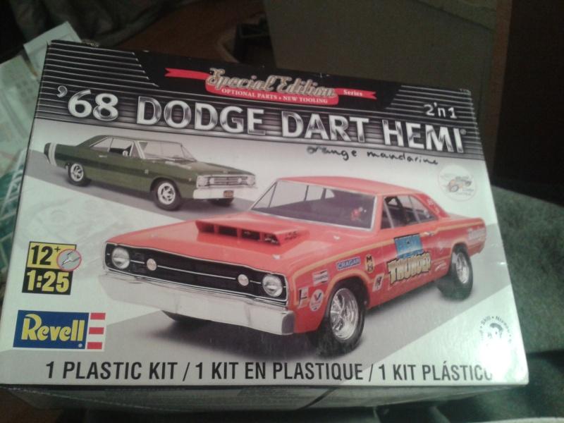 Dodge Dart 426 Hemi 1968 20150320