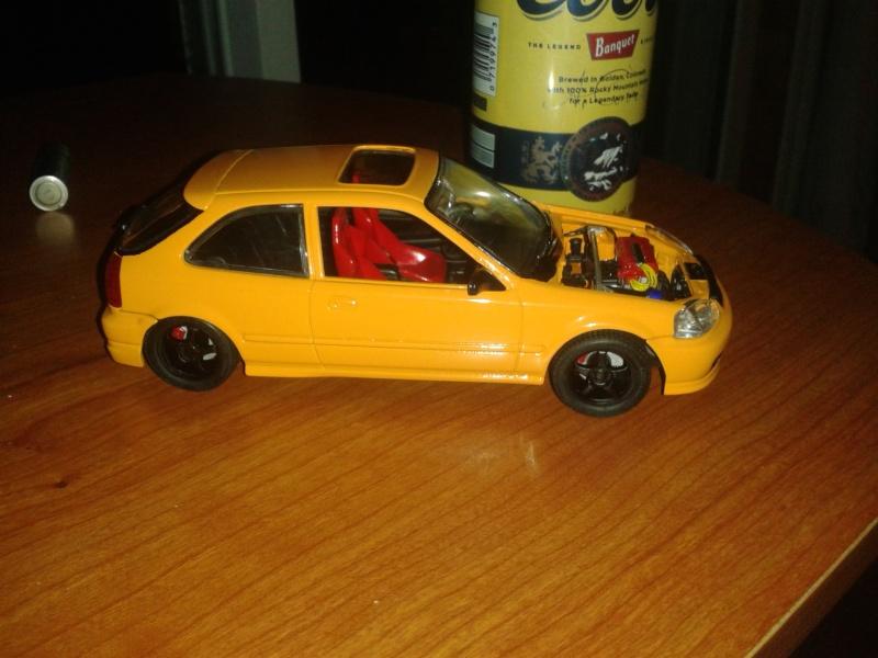 Honda Civic !  20150437