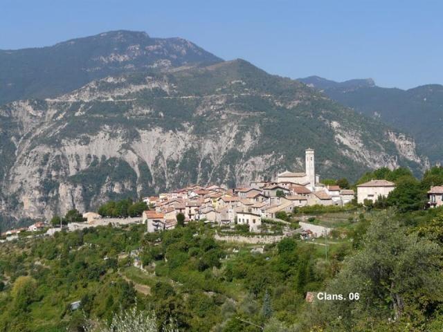 Office de tourisme de Clans 06 420 (Alpes-Maritimes) ot006 0029