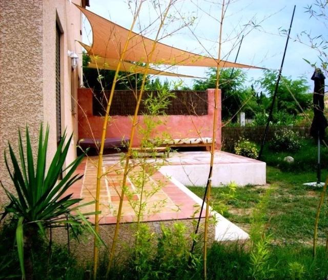 Location maison de vacances dans le sud, 11200 Canet-d'Aude (Aude) Terras10