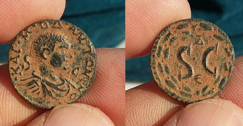 Coloniale Seleucis et Pierie. Antioche. Diadumenien Trajan10