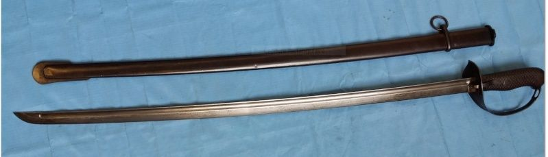 Sabre Mle 1899 type 32 A et B 10410