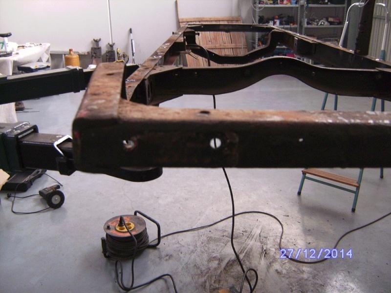Restauration citroen trefle moteur - Page 3 Sany1322