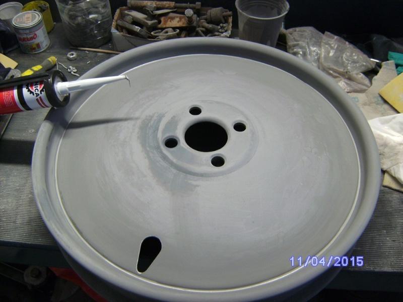 Restauration citroen trefle moteur - Page 3 Sany1449