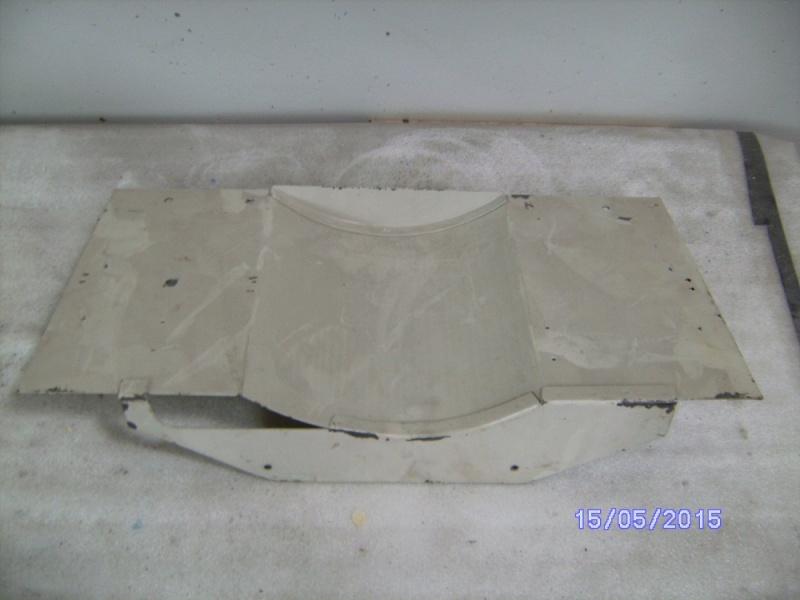Carter de protection des cotes du moteur 32638 Sany1532