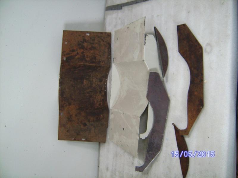 Carter de protection des cotes du moteur 32638 Sany1533