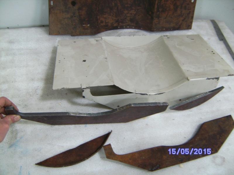 Carter de protection des cotes du moteur 32638 Sany1534